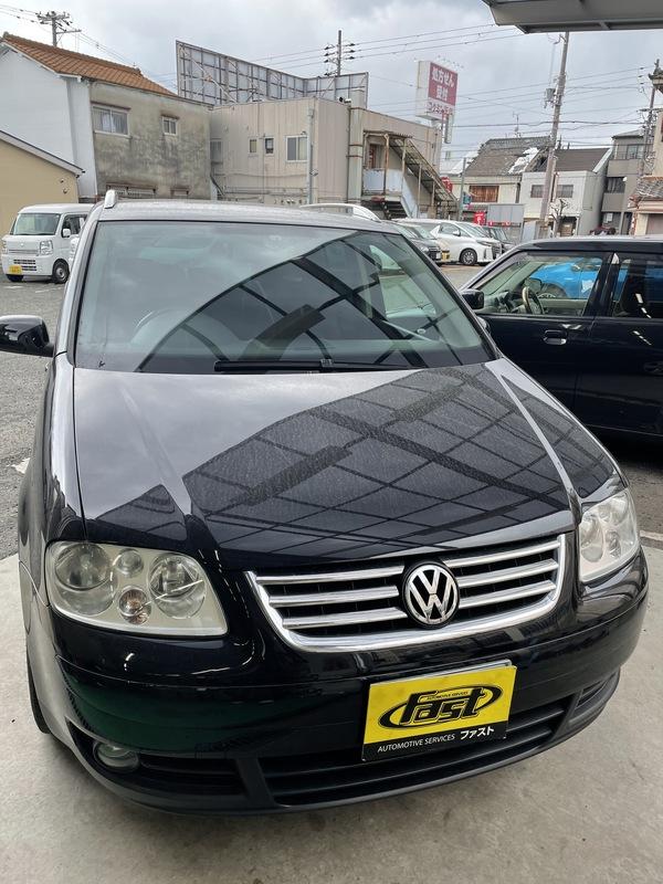 八尾市 P社 VWトゥーラン 車検